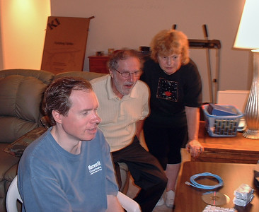 FL, Larry & Shirley Lebin, Greensburg, PA. August 2003.
