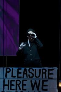 Tilman Hecker (Man with Binoculars)  Photograph © Lesley Leslie-Spinks
