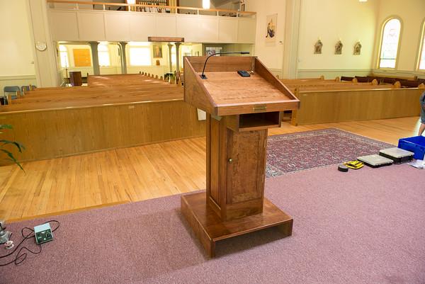 Church Lecturn