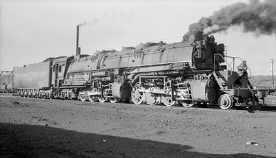 2010.030.04.002--lee hastman 116 neg--DM&IR--steam locomotive 2-8-8-4 225--Proctor MN--1955 0800