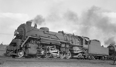 2010.030.04.006--lee hastman 116 neg--DM&IR--steam locomotive 2-10-2 511--Proctor MN--1955 0815