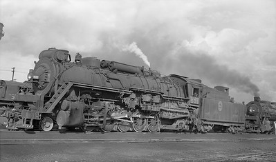 2010.030.04.004--lee hastman PC neg--DM&IR--steam locomotive 2-10-2 501--Proctor MN--1949 0701