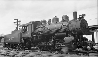 2010.030.05.1.005--lee hastman PC neg--ICRR--steam locomotive 0-6-0 242--location unknown--1948 0320