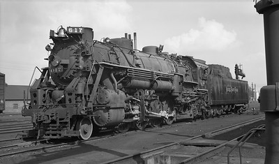 2010.030.10.S.020--lee hastman PC neg--NKP--steam locomotive 2-8-2 617--location unknown--no date