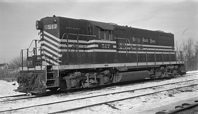 2010.030.10.D.010--lee hastman 116 neg [HN Proctor]--NKP--EMD diesel locomotive 517--Muncie IN--1961 0130