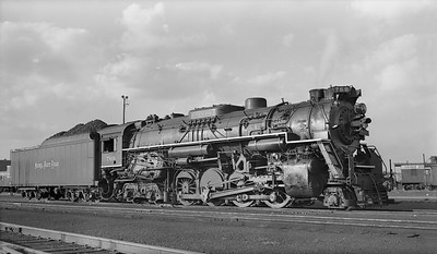 2010.030.10.S.028--lee hastman PC neg--NKP--steam locomotive 2-8-4 769--Chicago IL--1952 0810