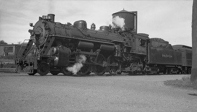 2010.030.10.S.018--lee hastman 116 neg--NKP--steam locomotive 4-6-2 169--location unknown--no date