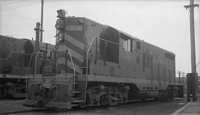 2010.030.10.D.006--lee hastman 116 neg--NKP--EMD diesel locomotive 456--Muncie IN--1961 0326