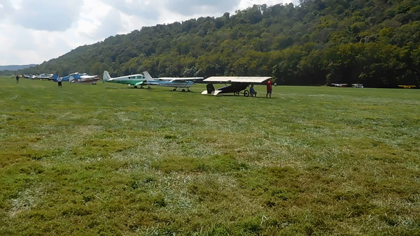 Lee Bottom Fly-In 2016 video