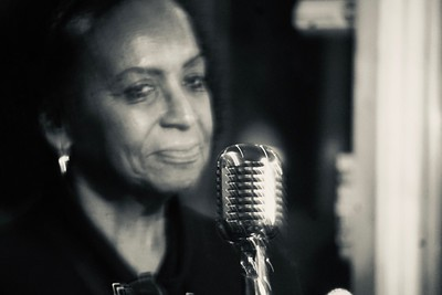 Lee May Jazz Vocalist South Orange NJ by Albert Clark Photography