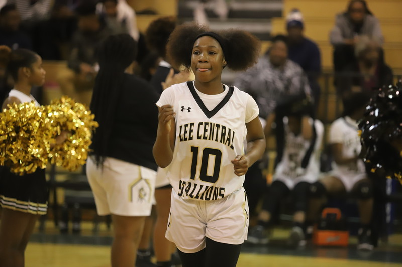 Lee Central vs. Chesterfield 1.28.30
