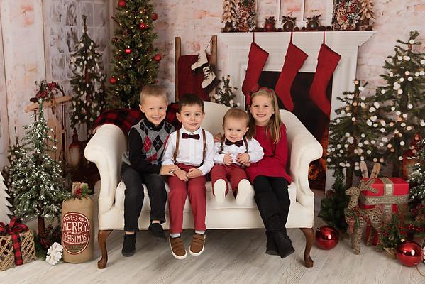Lee Nonnemaker Christmas •2019