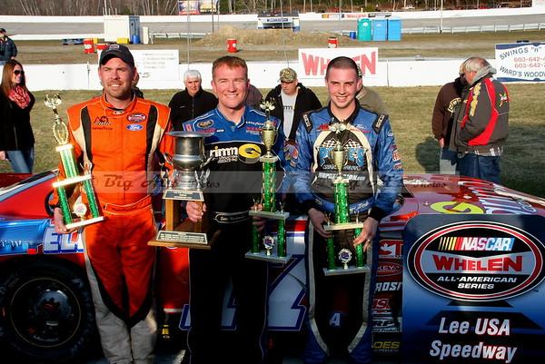 Lee USA Speedway 2014