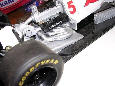 1/20 Tamiya Newman Haas Lola T00/99