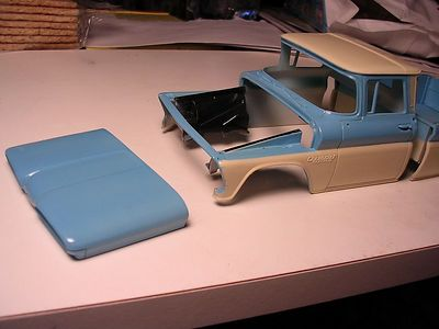 1/24 AMT 1960 Chevy Pickup