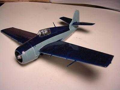 1/72 Hasegawa F4F Wildcat 1943 Colors