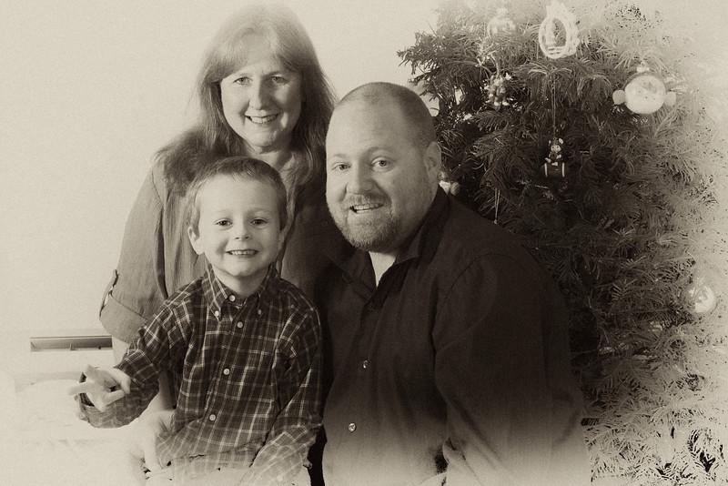 Alli and Jason family