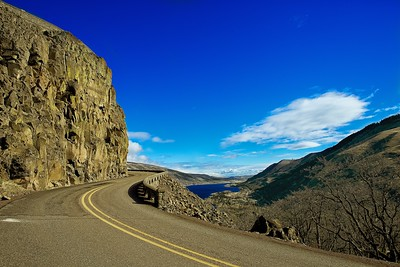 Columbia Gorge Jan 2014