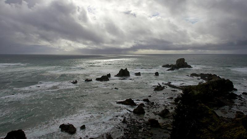 Beach, Coast, Landscape, Oregon Beach, Oregon Coast