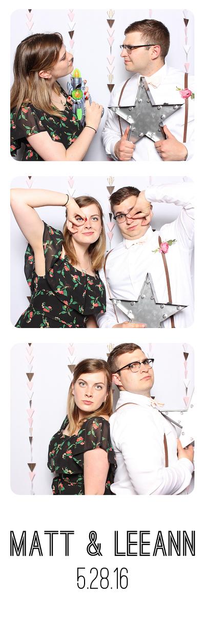 LeeAnn + Matt's Wedding
