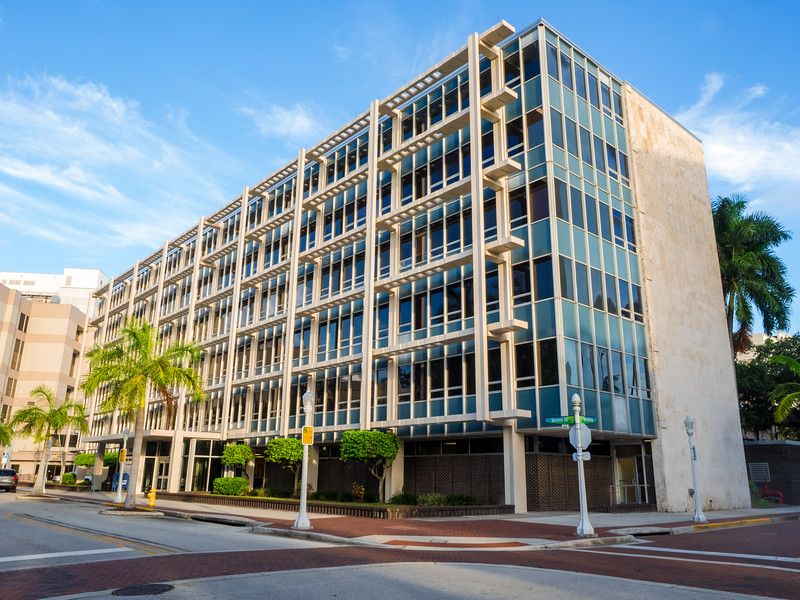 Clerk of Courts, Downtown Fort Myers.