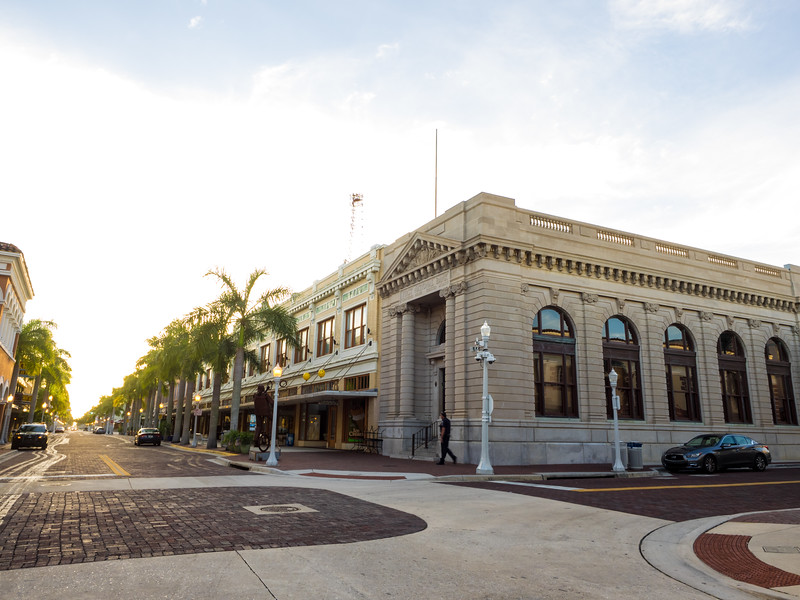First National Bank, Downtown Fort Myers.