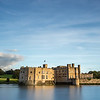 Leeds Castle at Sunset - 1