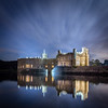 Leeds Castle by spotlight - 2
