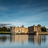 Leeds Castle at Sunset - 2