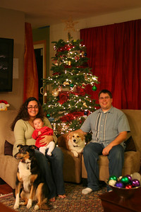 First (Okay, like Eleventh) Attmept at a Family Picture