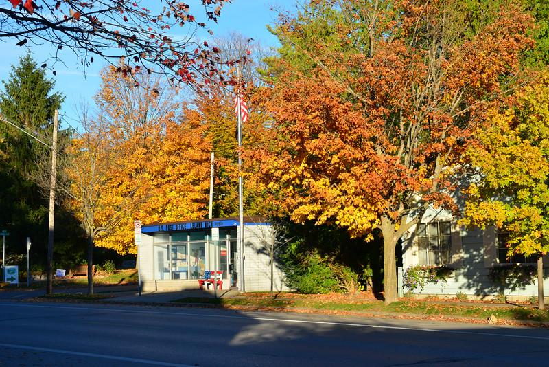 Post Office, Main Street (M22) Leland MI