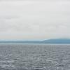 Leland and Whaleback with fog