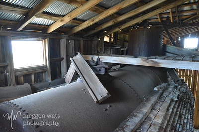 in the saw mill