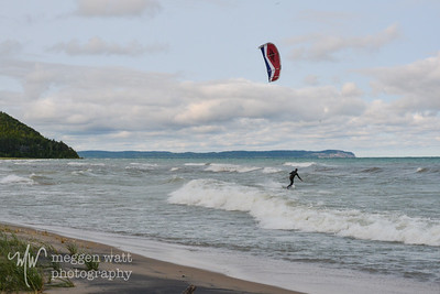 TLR-20140728 - Kiteboarding at Van's Beach