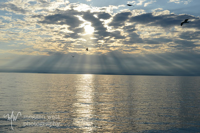 Leland North Beach sunset-9062