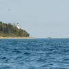 TLR-20170731-0270 S Manitou Lighthouse and the Mishe Mokwa