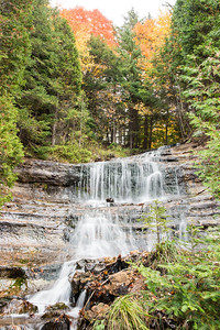 TLR-20191021-4741 Waterfall near Munising, Michigan