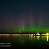 TLR-20151116-8820 - Northern Lights/aurora borealis over Leland Harbor