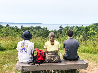 TLR-20190708-1005 Taking in the view from the Bayview Overlook