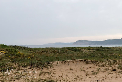 TLR-20180618-3533 Platte Bay, viewed from Peterson Beach Sleeping Bear Recreation Area