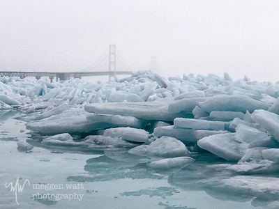 TLR-20210301-6351 Ice and the Mackinac Bridge