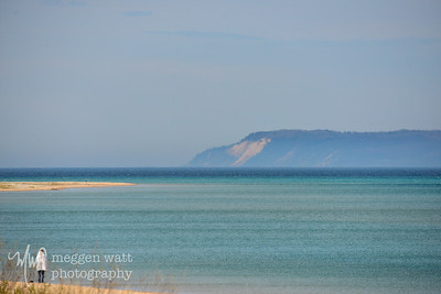 TLR-20140519 - Sleeping Bear Bay and South Manitou Island