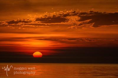 TLR-20200525-2205 Sunset at Good Harbor Bay