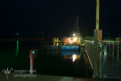 TLR 20150907-5922 Commercial Fishing Vessel Stormin' Norman at Leland After Midnight