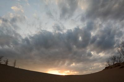 Sunset, Dune Climb, 20180502-2792