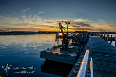 dredge sunset-8465