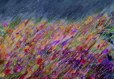 Flurries and Flowers