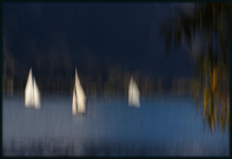 Sail away, Sail away...... sail away