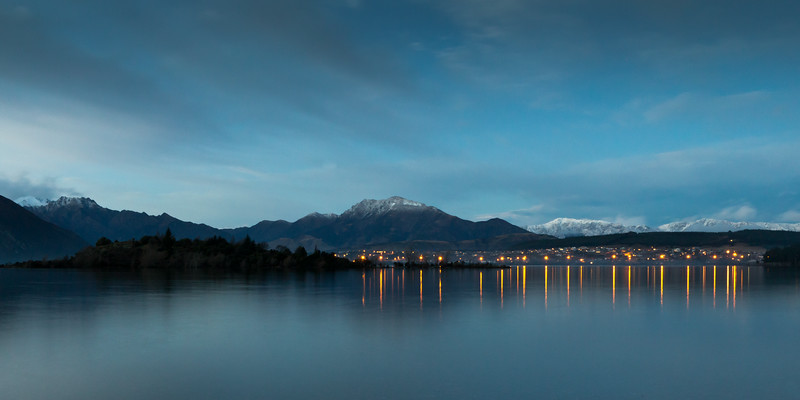 lake Wanaka by Night