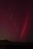 Aurora flare